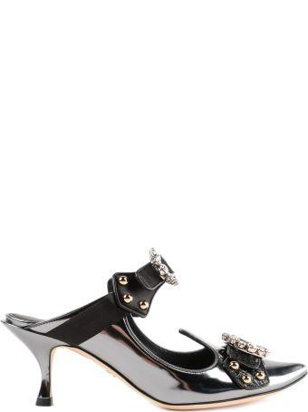 Dolce & Gabbana Sabot Mule
