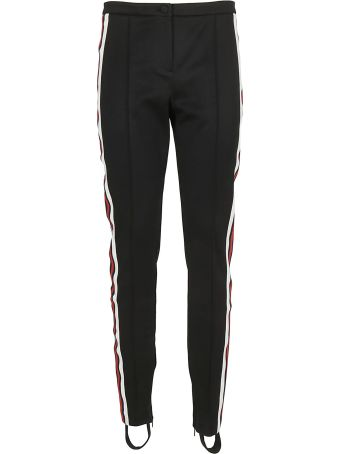 Gucci Technical Jersey Stirrup Trousers
