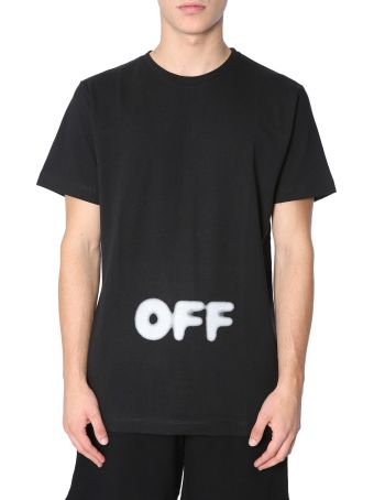 Off-White Slim Fit T-shirt