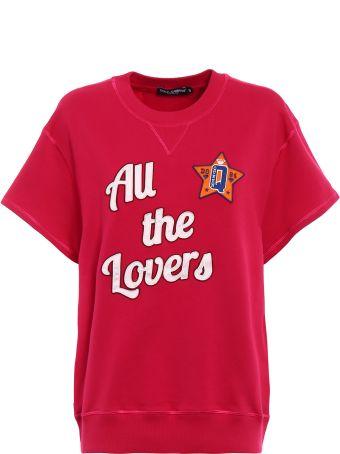 Dolce & Gabbana Dolce & Gabbana All The Lovers Sweatshirt