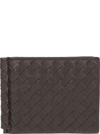 Bottega Veneta Clip Wallet