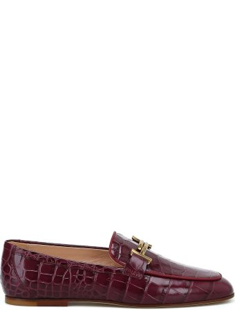 Tod's Moccasins In Leather
