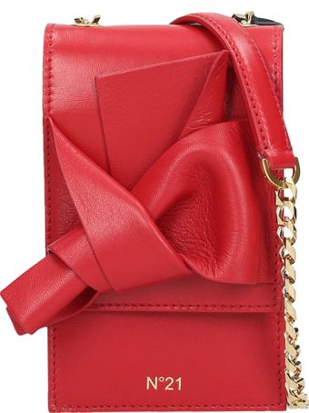 N.21 Micro Bow Bag