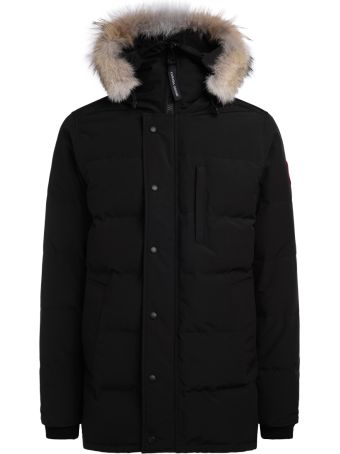 Canada Goose Carson Blue Parka With Hood