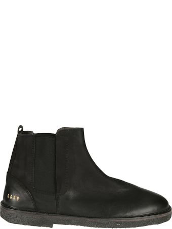 Golden Goose Elasticated Panels Ankle Boots