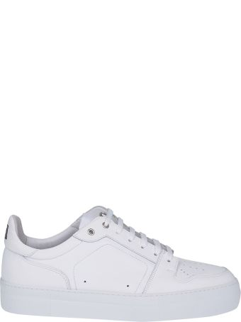 Ami Alexandre Mattiussi Low Top Trainers Sneakers