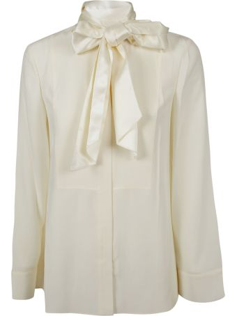 Tory Burch Pussybow Top