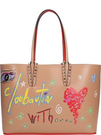 Christian Louboutin Loubitag Cabata Small Bag
