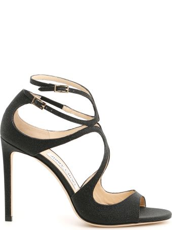 Jimmy Choo Glitter Lang 100 Sandals
