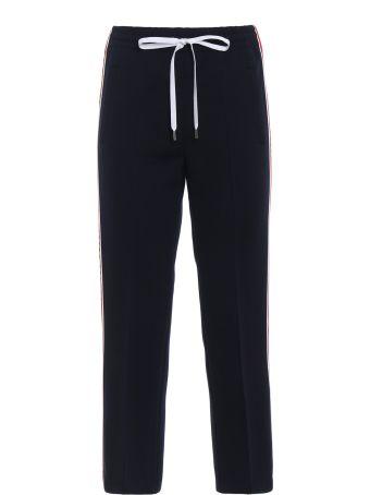 Miu Miu Cotton Jersey Pants