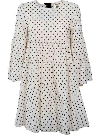 SEMICOUTURE Polka Dots Dress