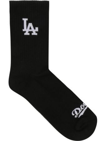 Marcelo Burlon La Dodgers Cotton Socks