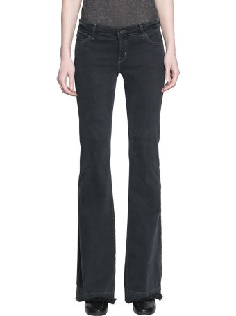 J Brand Lovestory Denim Cotton Jeans