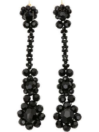 Simone Rocha Victorian Drop Earrings