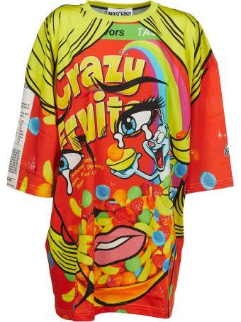 Moschino All-over Print Shirt