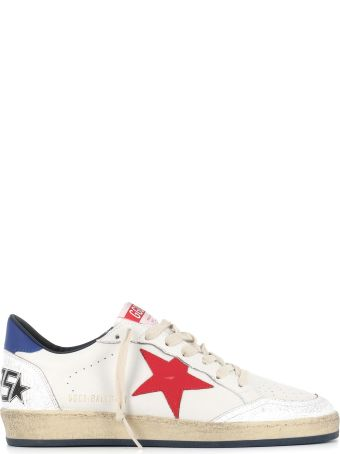 "Golden Goose Sneakers ""ball Star"""