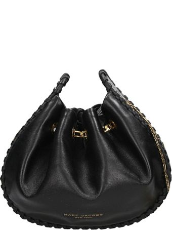 Marc Jacobs Sway Bag In Black Leather