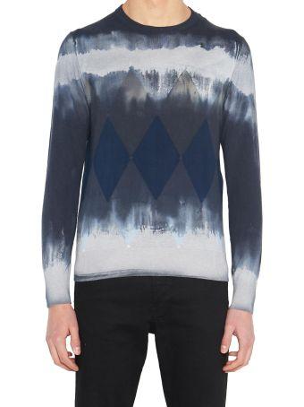 Ballantyne Dyamond Tie Dye Sweater