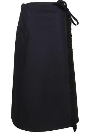 Sofie d'Hoore Wrap Skirt