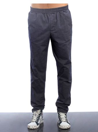 Altalana Denim Modern Pant 25-peacoat
