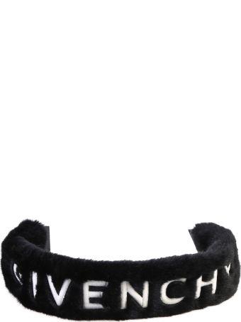 Givenchy Black Branded Strap