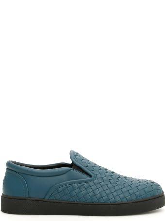Bottega Veneta Nappa Dodger Sneakers