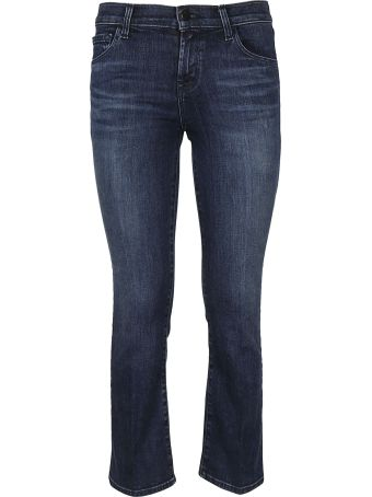 J Brand J Brand Selena Mid Rise Jeans
