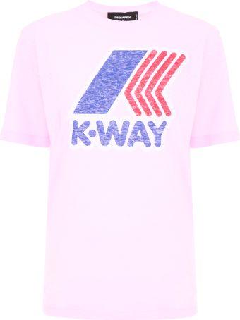 K-way T-shirt