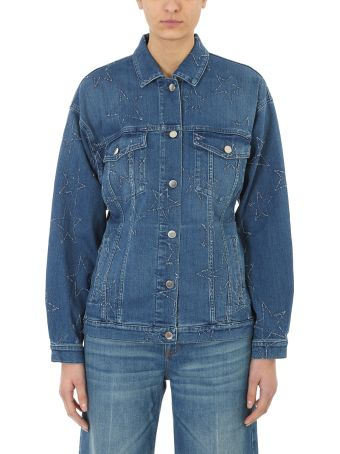 Stella McCartney Blue Denim Jacket