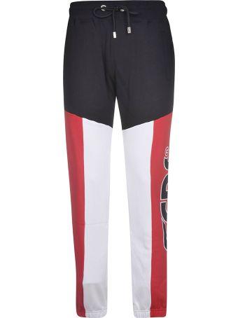 GCDS Color Block Track Pants