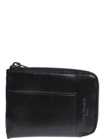 Maison Margiela Porta Monete Zip Around Wallet