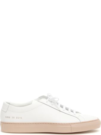 Common Projects Achilles Shiny Sneakers