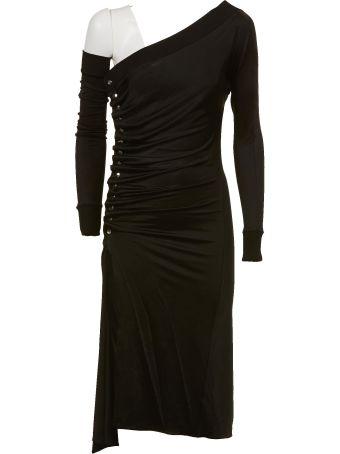 Paco Rabanne Asymmetric Dress