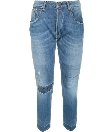 Golden Goose Distressed Jeans