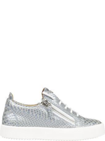 Giuseppe Zanotti Nikki Python Sneakers