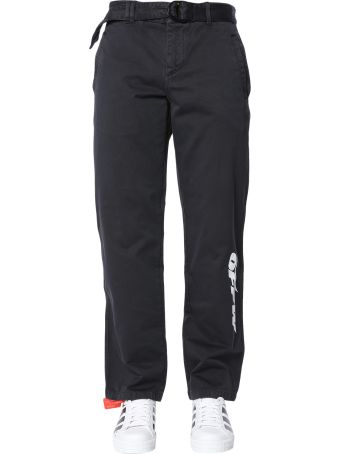 Off-White Chino Trousers