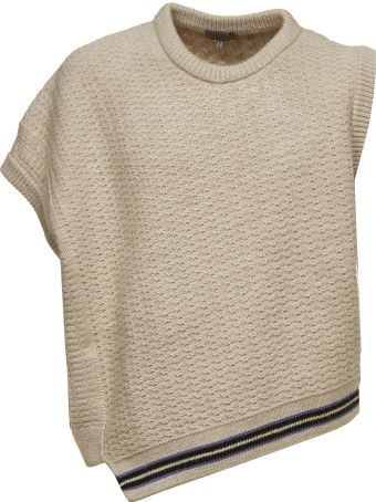 Lanvin Asymmetric Sweater