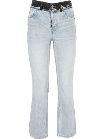 Alexander Wang Denim X Alexander Wang Jeans