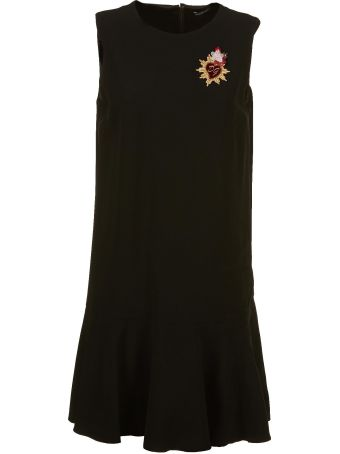 Dolce & Gabbana Sacred Heart Dress