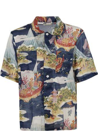 Our Legacy Box Short Sleeves Shirt