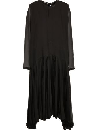 Givenchy Flared Midi Dress