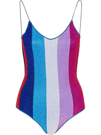 Oseree Swimsuit Lurex Lumiere