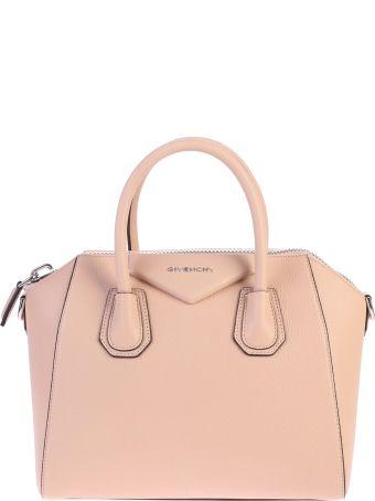 Small Antigona Leather Bag