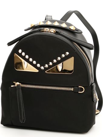 Fendi Nylon Bag Bugs Backpack
