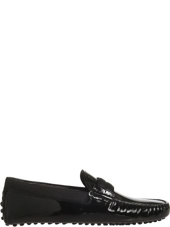 Tod's Classic Glossy Loafers