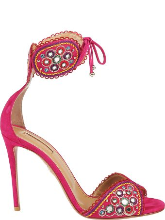 Aquazzura Jaipur Sandals