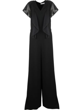 See by Chloé Evening Long Jumpsuit