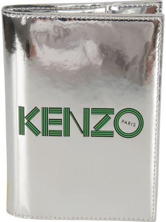 Kenzo Logo Passport Holder