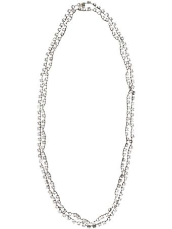 Ann Demeulemeester Crystal Necklace