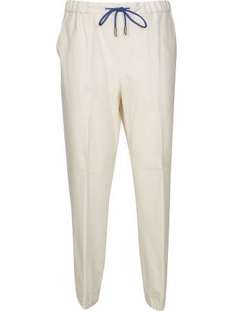 PT01 Drawstring Waist Trousers